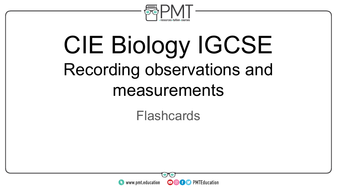 Flashcards---Recording-observations-and-measurements---CIE-Biology-IGCSE.pdf