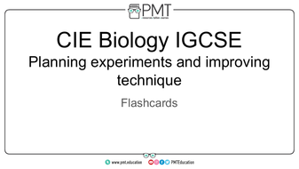 Flashcards---Planning-experiments-and-improving-technique---CIE-Biology-IGCSE.pdf
