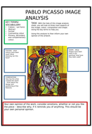 Picasso-worksheets..pptx