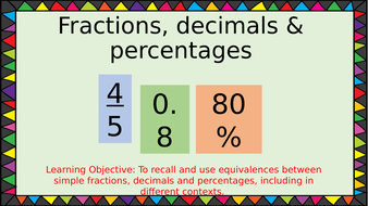 Fractions--decimals-and-percentage-equivalences.pptx