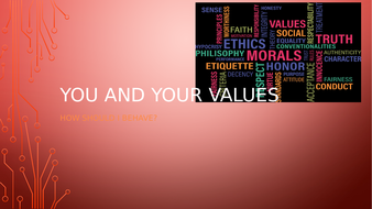 You-and-Your-Values.pptx