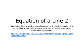 Straight-Line-Graphs-3---Equation-of-a-Line-2.pptx