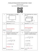 Forming-and-Solving-Quadratics-Homework-Sheet---Answers.docx