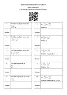 Vectors-Calculations-Homework-Sheet---Questions.docx