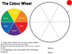 Colour-Wheel-Worksheet-(Differentiated).pptx