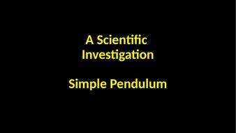 PENDULUMEXPERIMENT.pptx