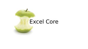 Excel-Core-(Part-1).pptx