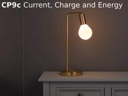 Edexcel CP9c Current, Charge and Energy