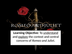 Romeo and Juliet Revision Resources