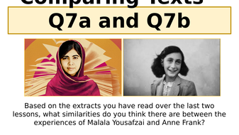 6.-Q7a-_-Q7b---Malala-and-Anne-Frank.pptx