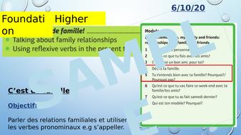Module-1-Unit--2-C'est-de-famille---TES.pptx