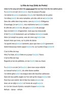 Vowels microlistening challenge - fête de trop Eddy de Pretty