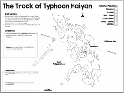 Typhoon-Haiyan-Numbers-affected-Worksheet.pptx