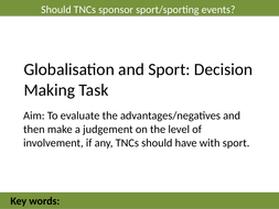 8.8.6---Globalisation-and-Sport---Decision-Making-Task.pptx