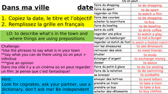 Year-9-French-Week-2-Lesson-2-Module-1-In-the-town.pptx