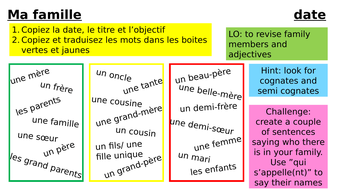 Year-9-French-Week-1-Lesson-1-Module-1-Family.pptx