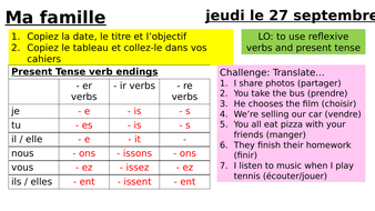 Year-9-French-Week-4-Lesson-2-Module-1-Family.pptx
