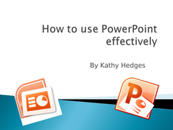 unit9How-to-use-PowerPoint-effectively.ppt