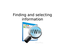 unit3_Finding-and-selecting-information.ppt
