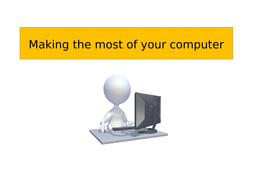 unit1-making-the-most-of-your-computer.ppt