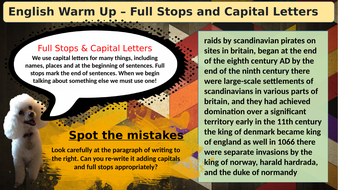 (Slideshow)-Warmup-Fullstops-and-Capital-Letters.pptx
