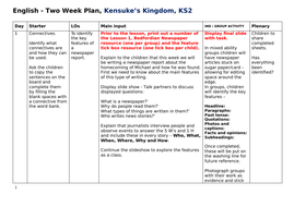 News-Report-Two-Week-Plan.doc