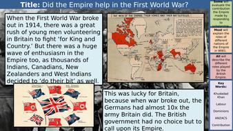 PPT-How-Did-the-Empire-Help-in-WW1.pptx
