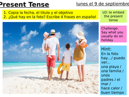 Year-10-Spanish-Week-1-Lesson-2-Module-1-Holiday-Activities.pptx