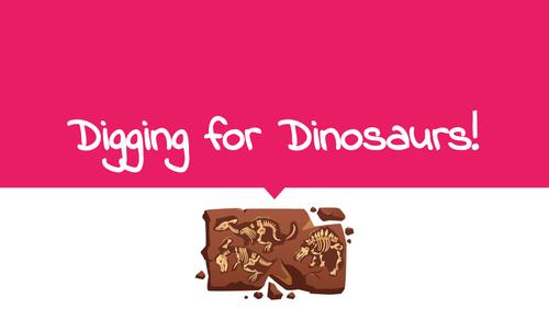 Guided Reading: Original Dinosaur Story
