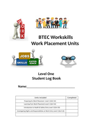 BTEC Workskills Work Placement Level One Booklet