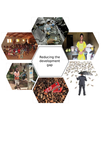 Changing Economic World  L5 - AQA GCSE