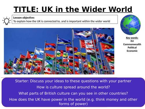 Changing Economic World  L20 - AQA GCSE