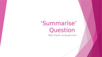 Summarise-Question.pptx