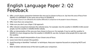 English-Language-Paper-2-FAR-Feedback.pptx