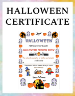 Halloween Party! (Printable material!)