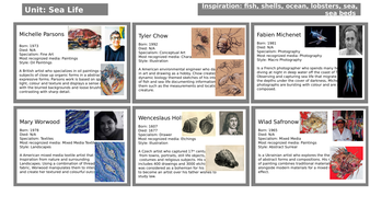 Sea-Life-Knowledge-Organiser.pptx