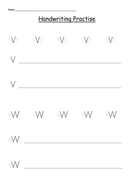 Handwriting-Practise---v--w.pdf