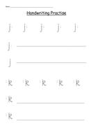 Handwriting-Practise---j--k.pdf