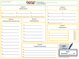 0-Student-Answer-Sheet.pptx