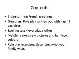 Tes-French-greetings-and-clothes.pptx