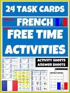 FreeTimeActivitiesTaskCards_French.pdf