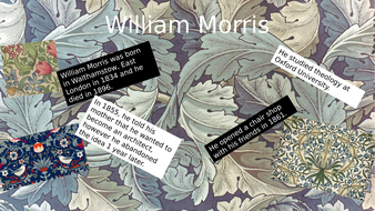 William-Morris-I-Research-Page.pptx