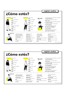 Spanish register routine