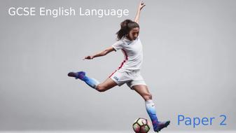 English-Language-Paper-2---Women's-Football.pptx