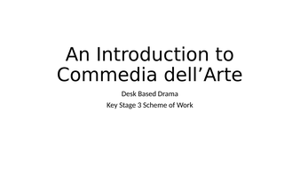 An-Introduction-to-Commedia-dell-Arte.pptx