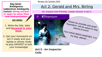 L17-Gerald-Ambiguous-and-Mrs-Birling-Snob.pptx