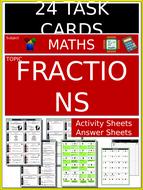 Fractions-Task-Card.pptx