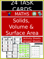 Solids--Volumes-and-S.-Areas-Task-Card.pptx