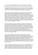Essay: Analiza como reacciona Raimunda a los eventos de la película