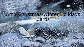 Making-Winter-Holidays-cards.pptx
